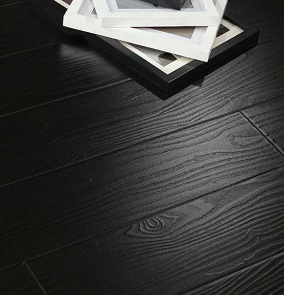 black-floor